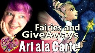 Artdesk Rambles: Why I don't Advertise my Giveaways