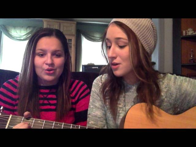 """All About That Bass"" by Meghan Trainor - Performed by Kayla and Kortney Kroh"