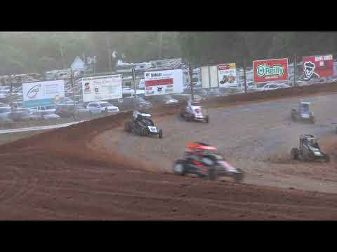 Bloomington Speedway Indiana Midget Week B Main 6-7-19