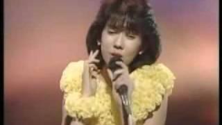 松本伊代「抱きしめたい」(1982年)