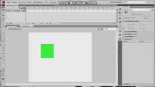 Видео уроки Flash. События мыши в ActionScript 3.0