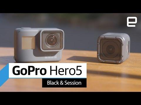 GoPro Hero5: Hands-On