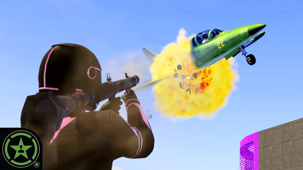 Where Do I Look? - GTA V: Rockets VS Everything thumbnail