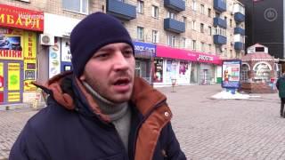 Опрос в Мариуполе  Как вы относитесь к запрету российских телеканалов?