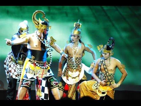 Wayang Wong Tobong TRESNA BUDAYA Yogyakarta - Javanese Dance Drama [HD]
