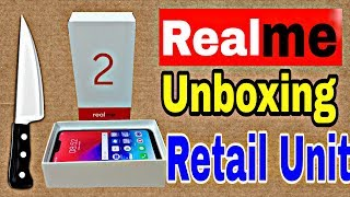 Realme 2 Unboxing Retail Unit (Flipkart) || Overview Realme 2 in Hindi || Hands on OPPO Realme 2