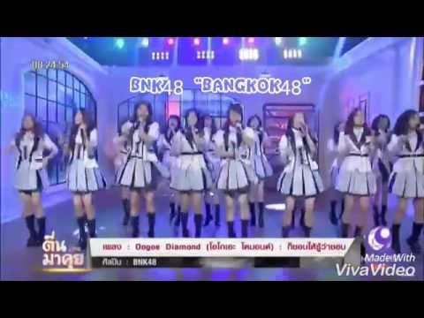 BNK48 & JKT48 Oogoe Diamond 💖