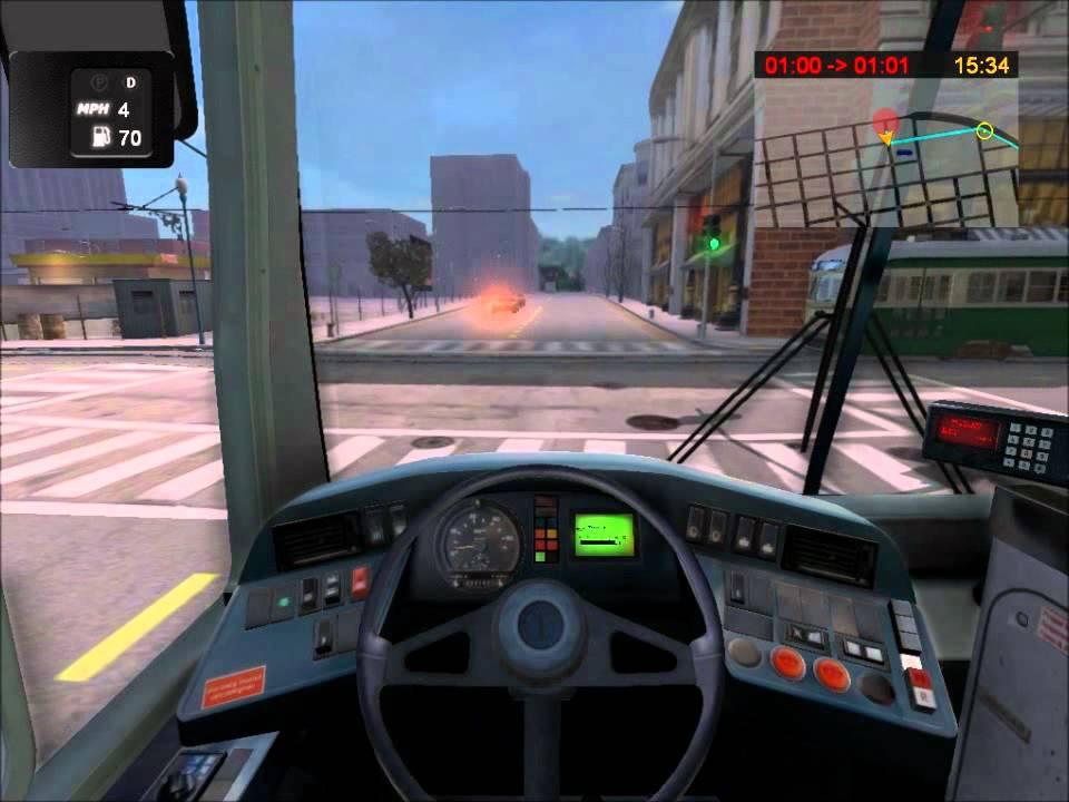 скачать игру bus cable car simulator через торрент