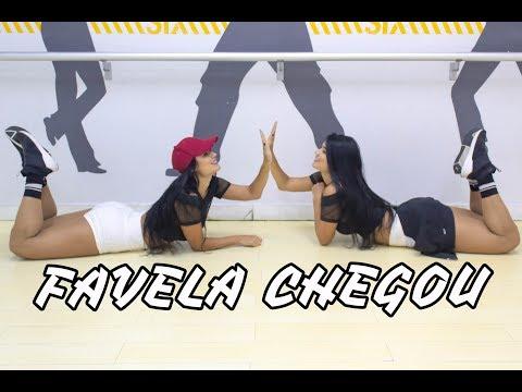 FAVELA CHEGOU - Ludmilla e Anitta by Nina Maya