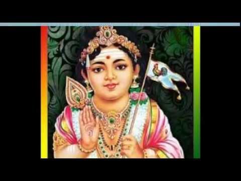 Murugan Vanna Mayil(7 Vettai Muni)