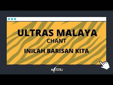 Ultras Malaya (UM07) Chant : Inilah Barisan Kita (Lirik)