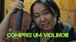 comprei um violino eagle ve 441 4 4