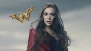 Scarlet Witch Trailer (Wonder Woman Style)