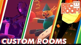 REC ROOM : Horror Custom Rooms