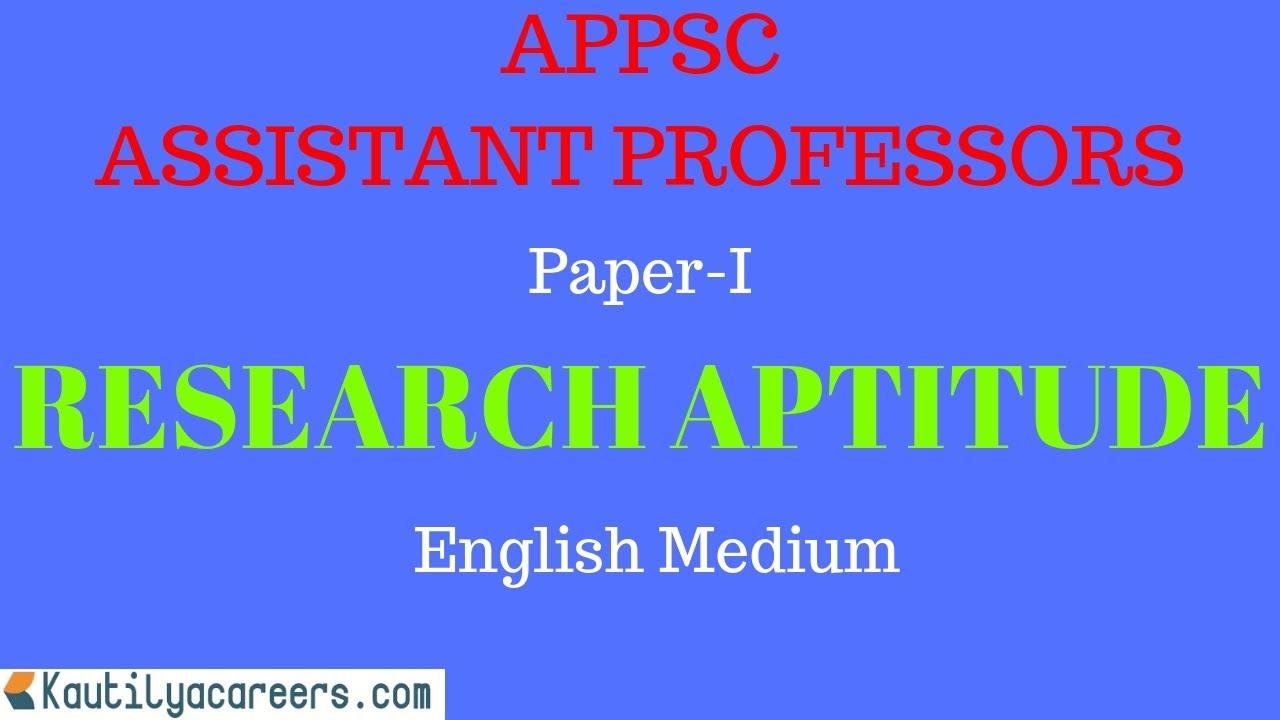 Teaching Research Aptitude Ebook