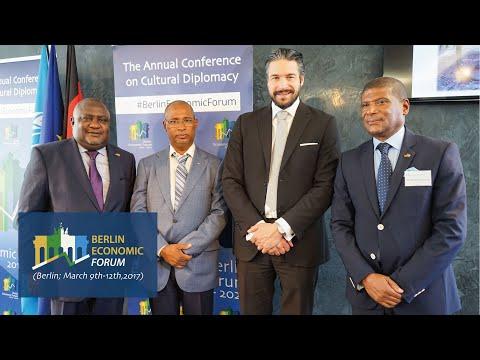 Rui Duarte Barros & Fernando Vaz  (Former Prime Minister & Minister of Tourism, Guinea-Bissau)