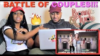 "Epic Rap Battles of History ""Romeo and Juliet vs Bonnie and Clyde"" Reaction!!!"