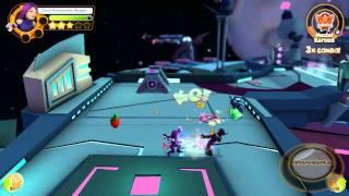 Marvel Super Hero Squad Online Psylocke Gameplay- HD