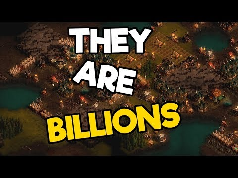 They Are Billions Gameplay #23 - THE MIGHTY THANATOS