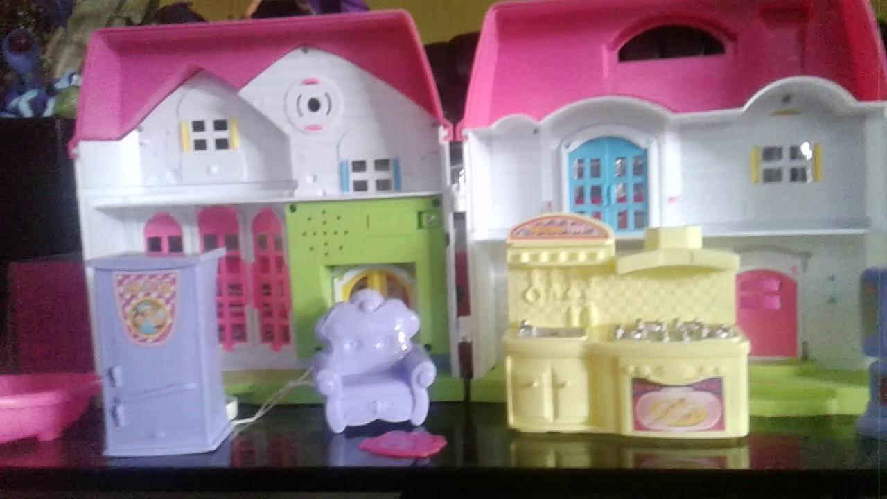 Mainan Anak Perempuan Rumah Rumahan Dan Karsiran Youtube Set
