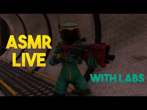ASMR Gaming: Live! with Labs [NEW HAZARD AGENT SKIN]