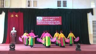 Múa Khách đến chơi nhà-Kim Thoa