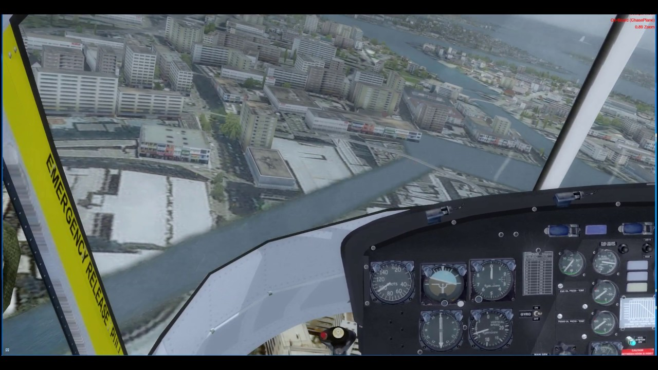 First Impressions - Orbx - Buildings HD - P3d V4 5