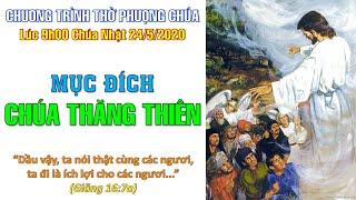 HTTL THÀNH LỢI - Chương trình thờ phượng Chúa - 24/05/2020