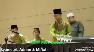 Video Haflah Tahun Baru 2018 Singapura. Qori Syamsuri Firdaus Adnan Tumangger dan Muh. Miftah Farid download MP3, 3GP, MP4, WEBM, AVI, FLV Juni 2018