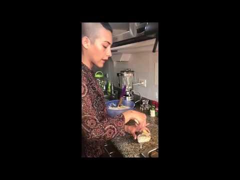 Queso Vegano (almendras y nueces de la india)