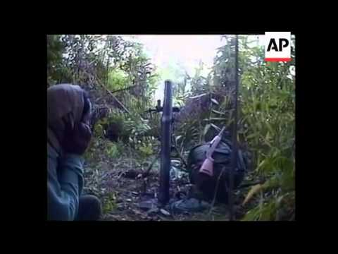 MYANMAR: REBEL ACTIVITY ON THAI BORDER
