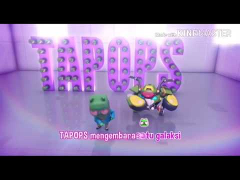 Boboiboy Galaxy song TAPOPS