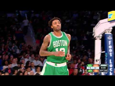James Young Highlights vs New York Knicks (10 points)