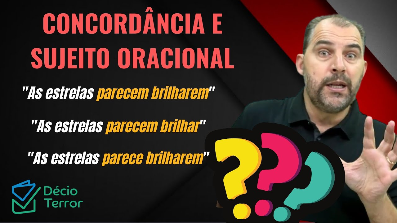 Dica de português | Concordância e sujeito oracional (2020)