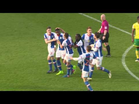 Highlights: Norwich City 2 Blackburn Rovers 2