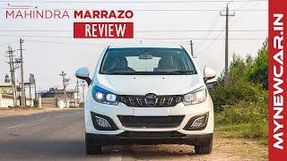 Mahindra Marazzo Review - Best MPV under Rs. 20 Lakh?