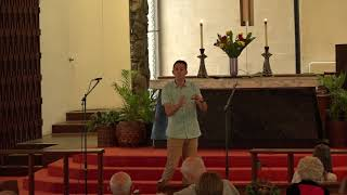 Sermon: The Grateful Society