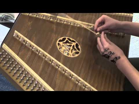 Harry Potter - A Window To The Past (hammered dulcimer/Hackbrett cover)
