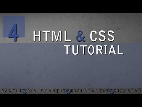 HTML & CSS Tutorial Für Anfänger 4- Bilder In Die Homepage Einfügen
