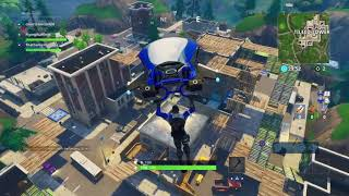 Fortnite parachute teleport bug