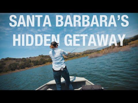 LAKE CACHUMA LATE SPRING BASS FISHING   Santa Barbara's Secret Fishing Spot