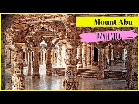Mount Abu : Dilwara Temple And Guru Shikar