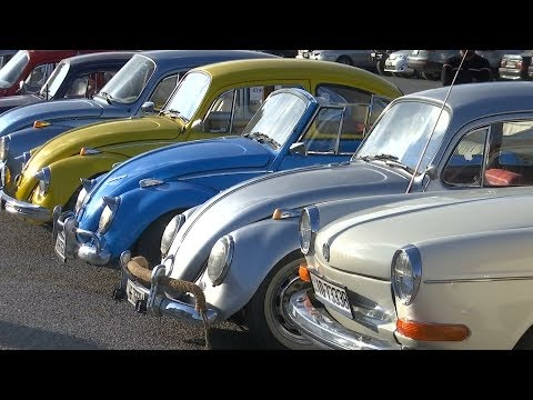 Deuce - The Last Ever Volkswagen Bug Rolls Off the Assembly Line This Week