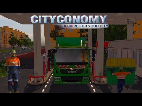 Прохождение - CITYCONOMY Service for your City