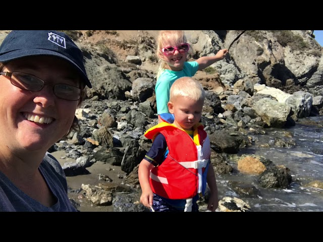 Sailing Around Catalina Island with Kids: Little Harbor