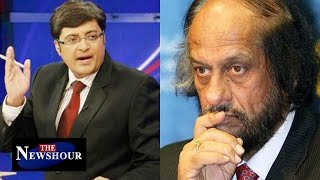 Another Sexual Harassment Case Against RK Pachauri : The Newshour Debate (11th Feb 2016)