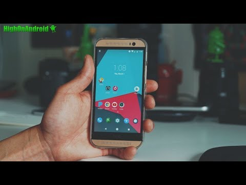 HTC One M8 Android 8.1 Oreo Review![Lineage OS 15.1]