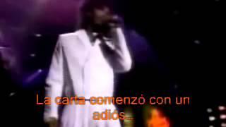 AL DEBARGE   Who's holding donna now   Traducido, En español