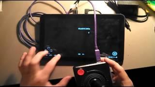 Legacy Engineering USB ATARI 2600 Joystick on Android Tablet