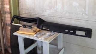 PART 1 C10 Dashboard and Custom Speaker Installation   73-87 Chevrolet